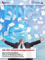 Vorschaubild Broschüre Dokumentenmanagementsystem